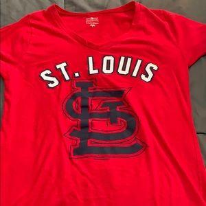 St. Louis Cardinals Tee.